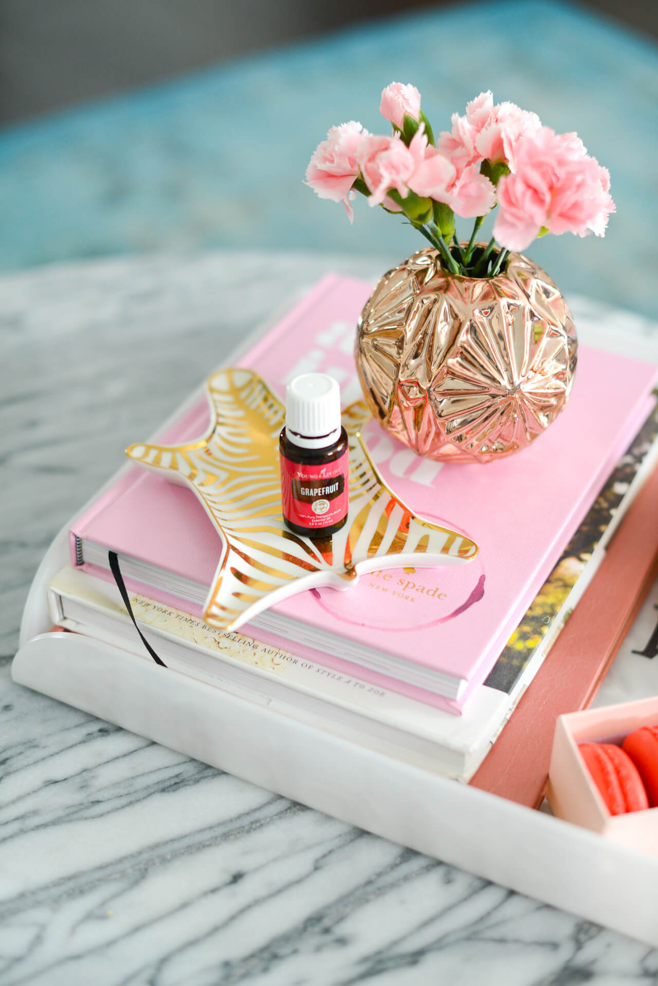 one of my favorite essential oils- grapefruit