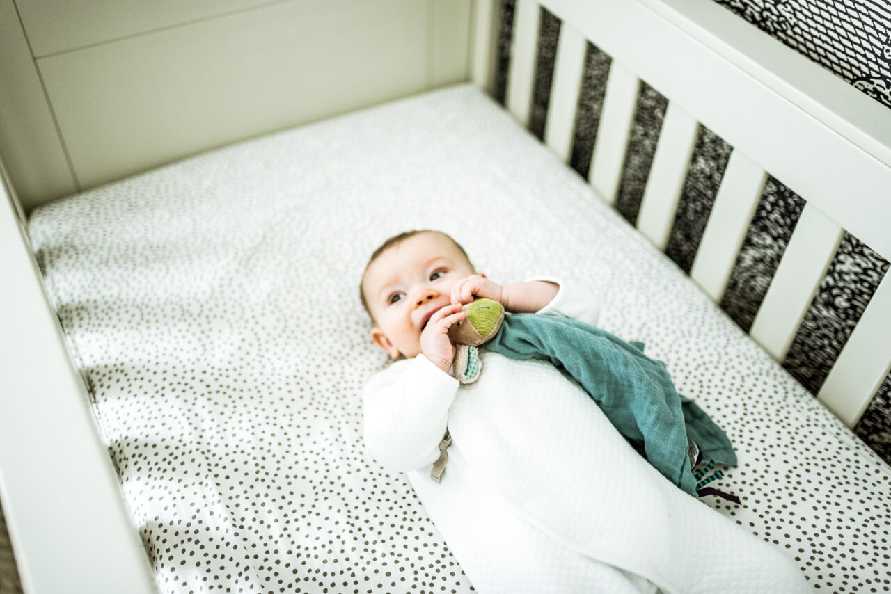 helping baby fall asleep more easily