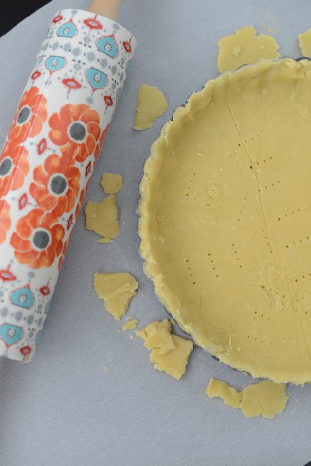 making a tart M Loves M @marmar
