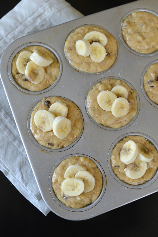 Banana Mocha Chocolate Chip Muffins recipe from Cheeseboard Collective Works Cookbook M Loves M @marmar