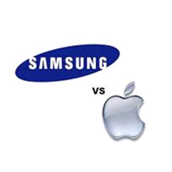 Samsung vs. Apple -