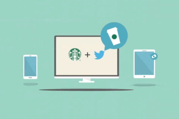 Starbucks 'Tweet a Coffee' - Um café pelo Twitter