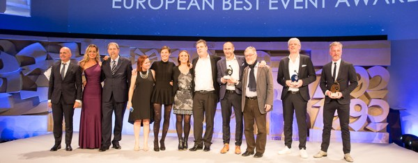 Prémios para Portugal nos European Best Event Awards
