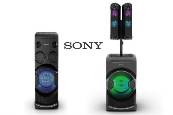 Sony Lança Sistema de Áudio com NFC