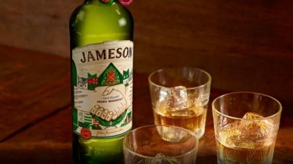 Edição Especial Jameson - NFC Incluído
