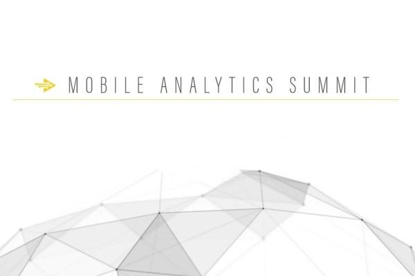 Mobile Analytics Summit - um evento online para o Mobile Marketing!