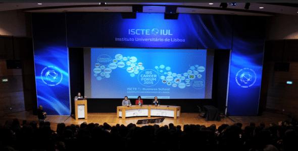 IBS Career Forum Volta ao ISCTE com Centenas de Oportunidades