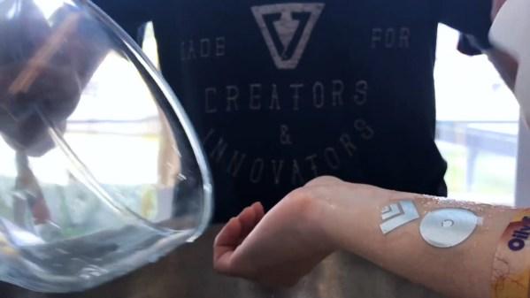 Smart Skin - a Tatuagem Eletrónica Feita de Nanomateriais