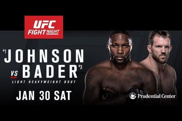 UFC on Fox 18 poster