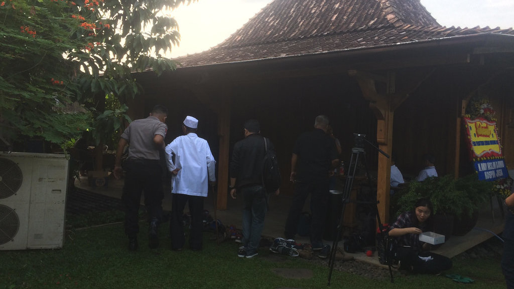 Pelantikan Gubernur DKI 2017