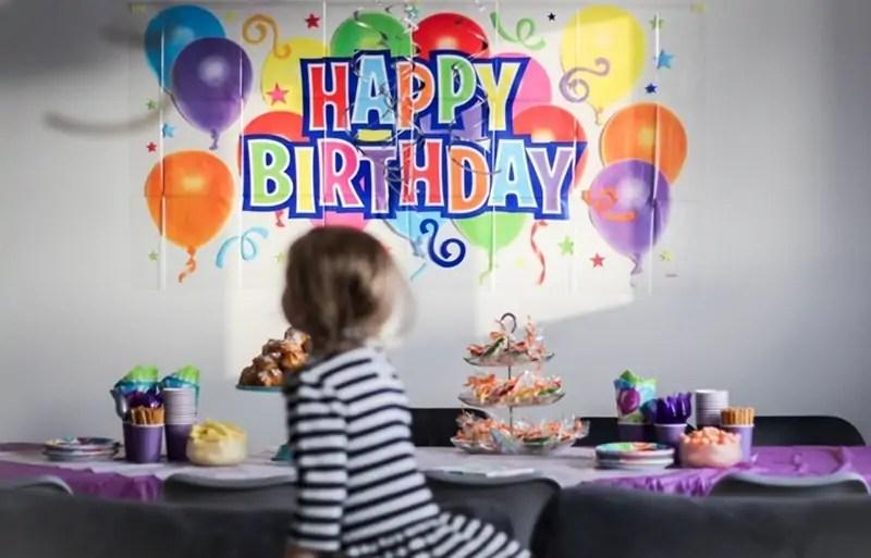Urodziny przedszkolaka - 5 porad dla niewtajemniczonych