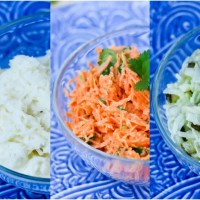 Top 3 surówki do obiadu - Wyraziste smaki dla przełamania nudy na talerzu