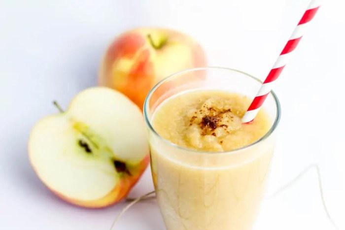 koktajl jabłkowy
