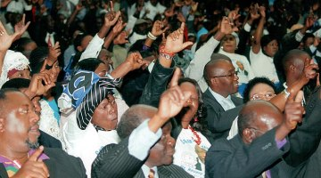 MMD Members at Party convention to elect fourth president (Dr. Nevers Mumba)