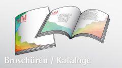 Broschüren / Kataloge