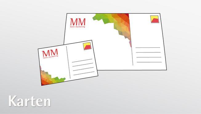 Kartenmailing