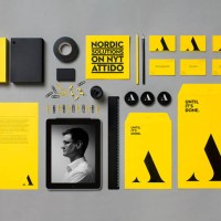 Attido Minimal Identity by Bond Creative Agency
