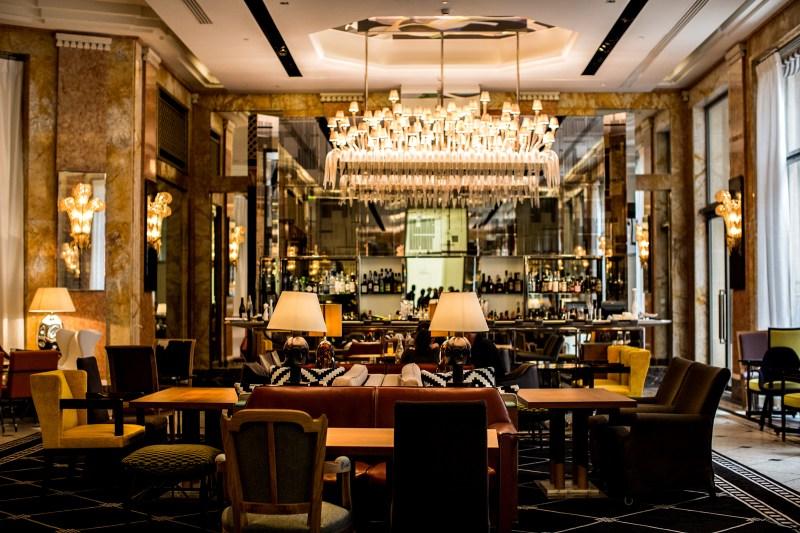 Large Of Art Deco Bar