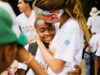 """DAVOS, Switzerland--(BUSINESS WIRE)--A summer camp created by millennials to foster peace and reconciliation in conflict-torn areas of Colombia was awarded the Grand Prize of the 2016 """"Coca-Cola Shaping a Better Future Grant Challenge."""" The camp project, known as """"Bakongo Paz"""", was developed by the members of the Global Shapers Community, a network of young people around the world organized by the World Economic Forum. It was one of five social programs receiving $10,000 each in acceleration fu"""