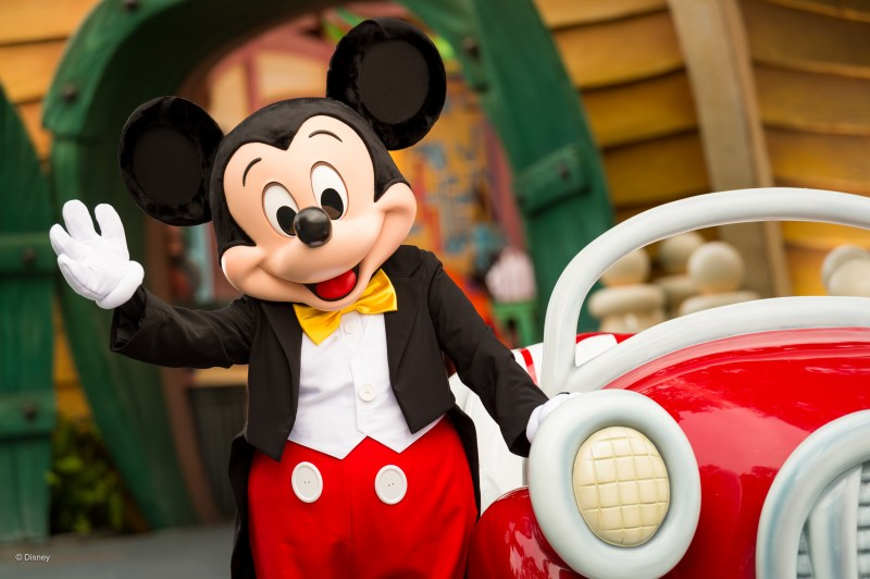 Large Of Picture Of Mickey Mouse