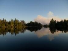 Pagami Creek Fire, Superior NF, Minnesota, September, 2011