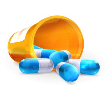 Extended-release pain pills