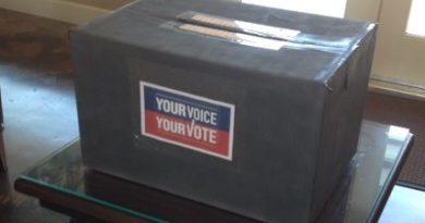 October 2016 – BOARD OF DIRECTORS ELECTIONS