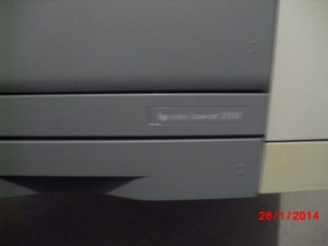 hp color laser jet 2500