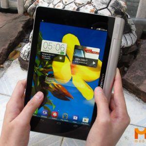 รีวิว Lenovo Yoga Tablet 8: แท็บเล็ตจอ 8 นิ้ว พร้อมขาตั้งเครื่อง และโทรได้