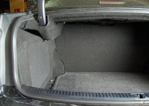 Custom sub enclosure for  Lexus IS250