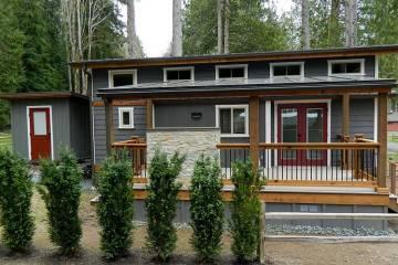 18a Park Model Manufactured Home Porch Inspiration