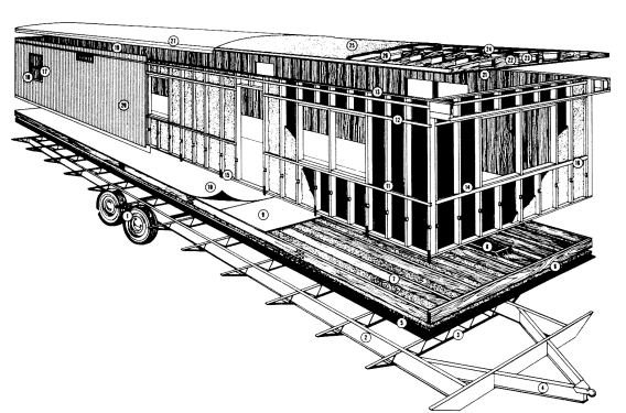 mobile home construstion