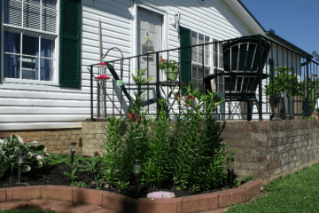 homesteading with a manufactured home