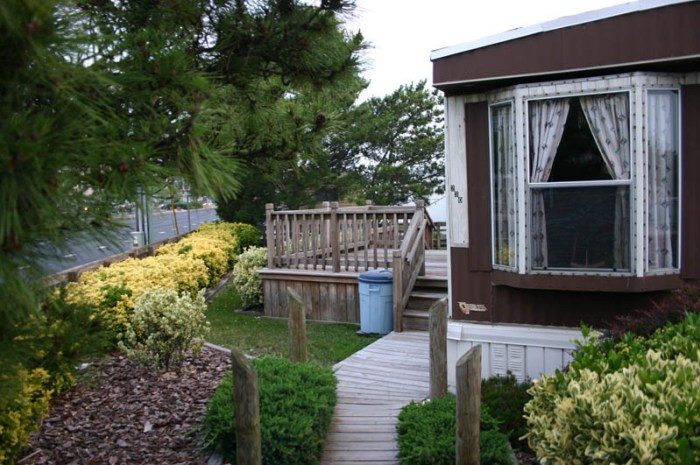 Landscaping Ideas For Mobile Homes Mobile Manufactured Home Living