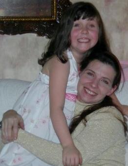 Livi and I