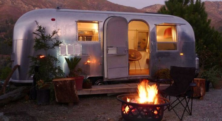 Awesome Airstream Interiors