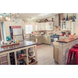 Inspiring Manufactured Home Decorating Ideas Chantals Country Cottage Manufactured Home Decorating Country Cottage Country Kitchen Decorating Ideas Home