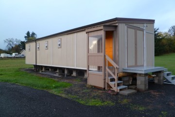 mobile home chassis recycling