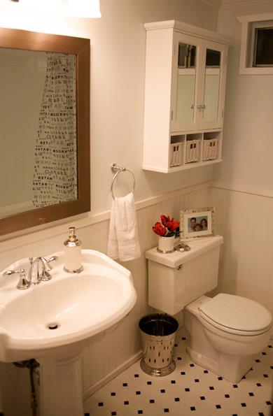 25 great mobile home room ideas for Home restroom ideas