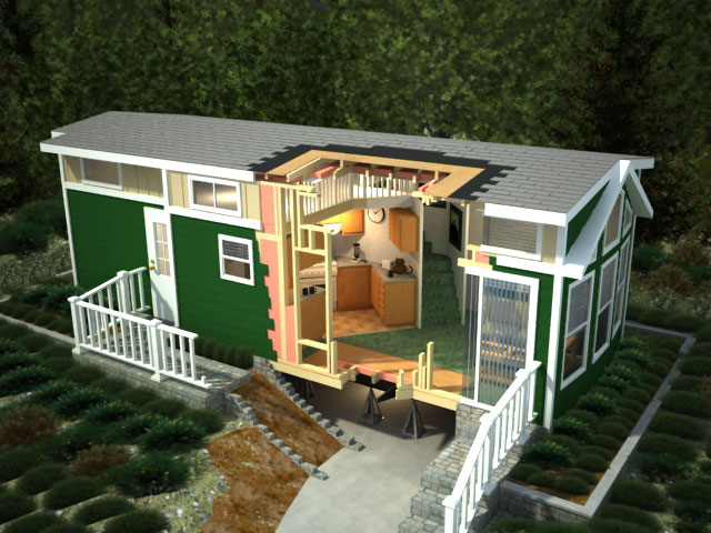 Decorating a park model joy studio design gallery best Small home models pictures