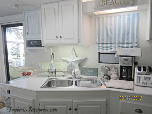 here s some great mobile home decorating ideas