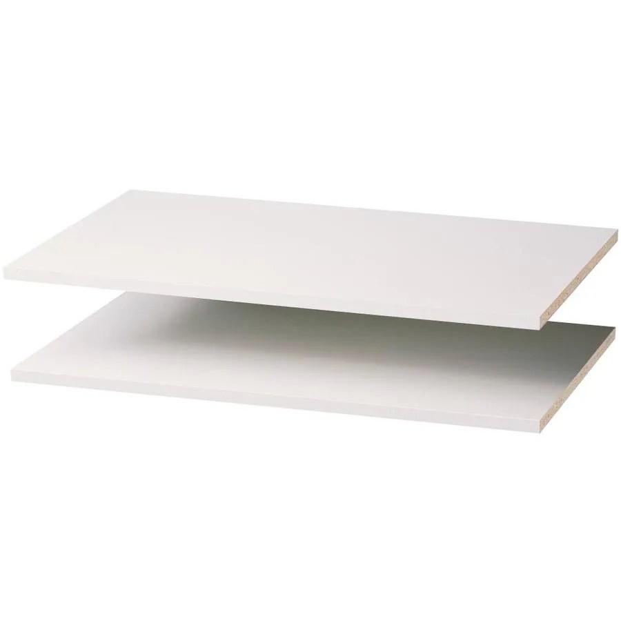 Fullsize Of White Wood Shelf