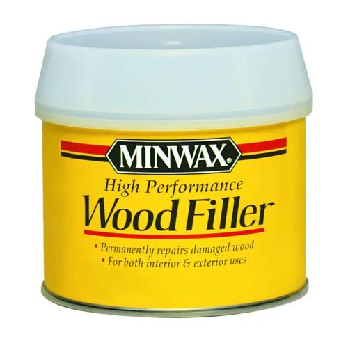 Medium Of Minwax High Performance Wood Filler