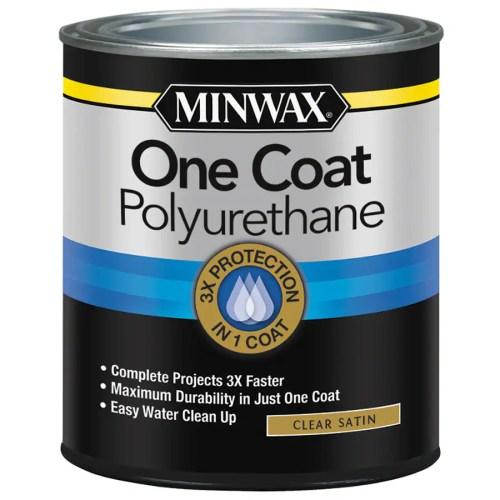 Medium Crop Of Polyurethane Over Paint