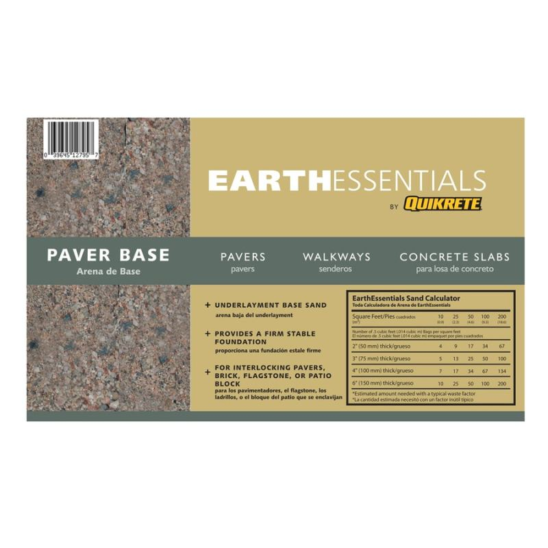 Large Of Sand For Pavers