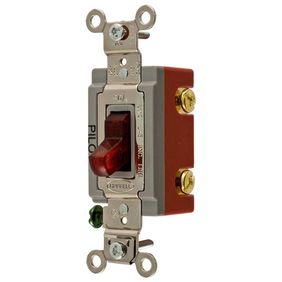 Fullsize Of Illuminated Light Switch