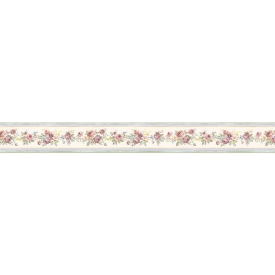 Shop Norwall 3.5-in Prepasted Wallpaper Border at Lowes.com