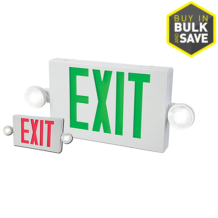 Picturesque Washington Mo Led Hardwired Exit Light Shop Emergency Exit Lights At Lowe S Monroe Washington Lowes Store Hours houzz 01 Lowes Washington Mo