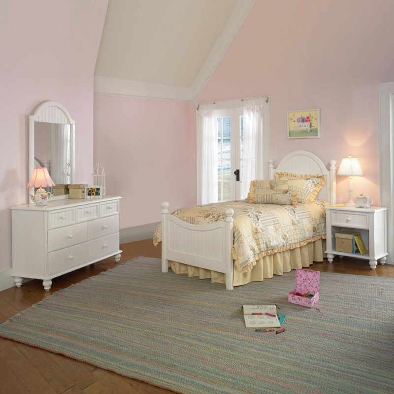 Large Of White Twin Bed