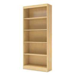 Sophisticated South Shore Furniture Axess Maple Bookcase Shop Bookcases At Book Cabinets
